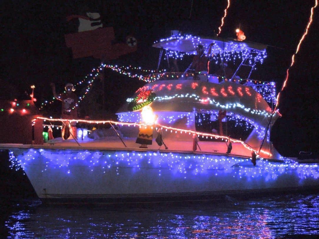 Pompano Beach Holiday Boat Parade