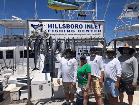 Hillsboro Fishing Fleet